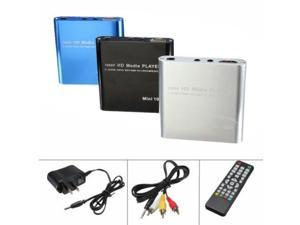 Mini USB SD MMC HD 1080P MKV AV Port HDMI Video Audio Digital Multi Media Player
