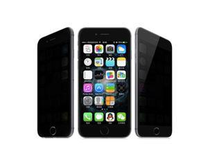 Anti-peeping Premium Privacy Tempered Glass Screen Protector Anti-spy Case Cover for iPhone