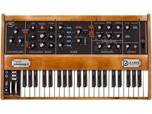 Arturia MINI V Mini Moog Virtual Synth Instrument Download