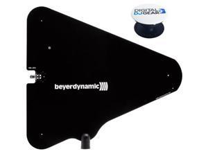 BEYERDYNAMIC WA-ATDA Active UHF Directional Antenna W/Free Popsocket