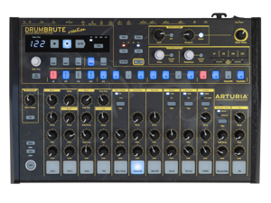 Arturia Drumbrute Creation Limited Edition Analog Drum Machine and Sequencer