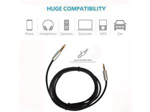 AKG 1.5M Replacement Audio Cable for AKG Series - Gold Plated Jacks