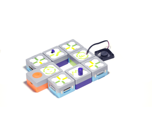 Tactiles IQube Home Kit - Learn Actual Circuits