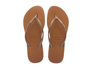 8371729dd6f3 Havaianas Slim Copper Flip Flop