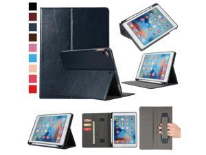 Good Retro Skin Protective Cover For Ipad Air 1 2 Casual Smart Sleep Tablet Protect Leather Stand Holder Flip Case For Ipad Air 9.7 Computer & Office Tablets & E-books Case