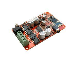 Digital Bluetooth Amplifier Chip Board 2x50W Wireless HIFI Bluetooth 4.0 AMP Module Audio Receiver With 3.5mm Earphones out