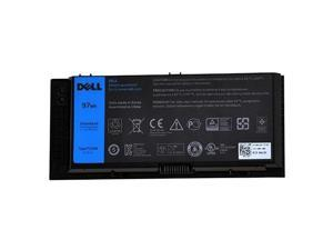 Dell 97 WHr 9-Cell Primary Battery for Dell Precision M4800/ 6800 Laptops