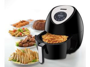 Emerald Air Fryer with Digital LED Touch Display 1400 Watts - 3.2L Capacity (1803)
