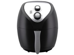 Emerald Air Fryer 4.0 Liter Capacity with Rapid Air Technology, Slide Out Basket, & Pan 1400 Watts (1811)
