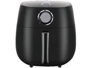 Emerald Air Fryer 4.0 Liter Capacity with Double Ceramic Basket & Pan Set and Rapid Air Technology 1400 Watts (1818)