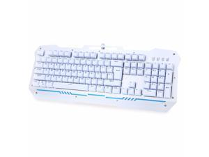 1515d694632 AULA Reaper Mechanical Keyboard 104 Key USB Wired Blue Switch LED Backlit  Gaming ...