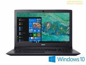 "Acer Aspire 3 15.6"" HD Laptop, 8th Gen Intel® Core™ i5-8250U Processor,8GB DDR4 Ram,16GB Intel Optane Memory,128GB SSD,Intel UHD Graphics 620, WiFi-AC,Bluetooth®,HDMI,USB, Windows 10 Pro"