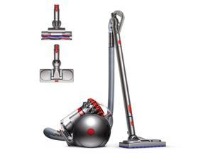 Dyson Big Ball Musclehead Canister Vacuum | Red