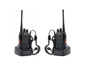 Baofeng BF-888S Walkie Talkie CTCSS/DCS Two Way Radio Handheld Long Range