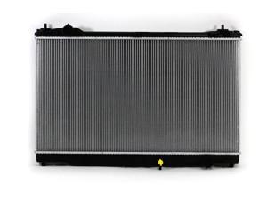 Canada /& Japan Built Radiator Fit 10-12 Lexus RX350 WITH Tow Package PTAC