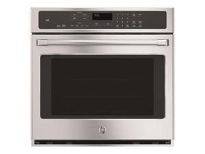 "General  Electric  CT9050SHSS:  GE  Cafe  Series  30""  Built-In  Single  Convection  Wall  Oven"