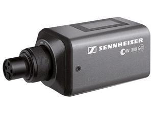 Sennheiser SKP300G3 Plug-On Transmitter for Microphones, B: 626-668MHz