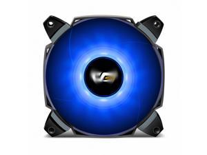 aigo darkFlash Dual Blade 120mm Case Fan with Large Air Circulation and LED Radiator Fan with Anti-Vibration Mounting System ...