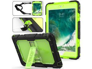 iPad Mini 1/ 2/ 3 Case, 3 Layers Shockproof Full-body Rugged