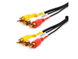 RiteAV Audio Video RCA Cable 50ft