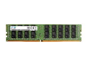 SAMSUNG 32GB 288-Pin DDR4 SDRAM ECC Registered DDR4 2666 (PC4 21300) Server Memory Model M393A4K40CB2-CTD