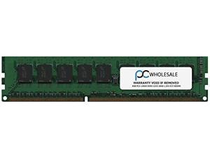 4AllDeals 2GB Kit DDR2-533 PC2-4200 ECC Registered 240 Pin 1.8V CL=4 Rank 2 Memory 64X8 2x1GB