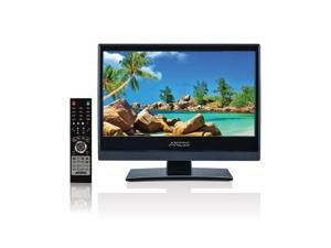 "Axess TV1703-13 13.3"" High-Definition 720 LED TV AC/DC HDMI and USB"