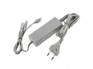 EU Type Home Wall Charger AC Adapter Power Supply for Nintendo Wii U Gamepad