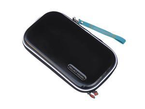 3 in 1 Black Travel Carry Pocket Case Cover Bag Pouch for Nintendo Wii U Gamepad