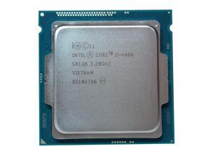 Intel Core i5-4460 3.2GHz LGA 1150/Socket H3 5 GT/s  SR1QK