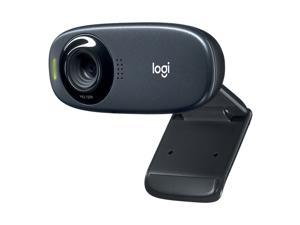 Logitech C310 HD Webcam IP Camera Easy and Clear HD 720p Video Call