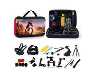 Accessories Starter Kit for GoPro Hero 6/4/3/2/fusion/Session with 26 - Piece