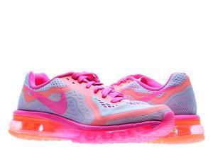 sports shoes 3320d 27908 Nike Air Max 2014 (GS) Pure Platinum Bright Mango Girls  Running shoes
