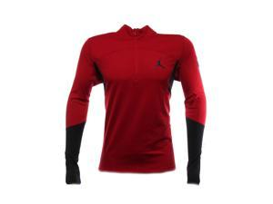 3b044bae30e7 Nike Air Jordan Dominate Quarter-Zip Rym Redl Men s Training Shirt ...