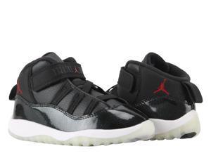 20ed4fe2dba Nike Air Jordan 11 Retro BT 72-10 Toddler Kids Shoes 378040-002 Size