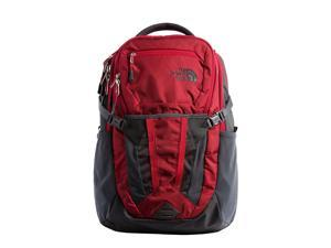 bf22f4d7517 The North Face Recon Rage Red Ripstop/Asphalt Grey Backpack ...
