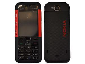 Nokia 5310 XpressMusic 30MB (No CDMA, GSM only) Factory Unlocked 2G Smartphone - Red/Black