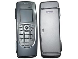 Nokia 9300i Communicator 80MB (No CDMA, GSM only) Factory Unlocked 2G Smartphone - Silver