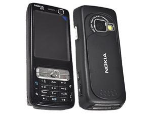 Nokia N73-1 Music Edition RM-133 42MB (No CDMA, GSM only) Factory Unlocked 3G Smartphone - Black