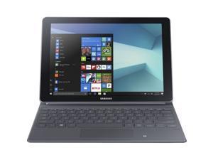 Samsung Galaxy Book 2 in 1 64GB 10.6 inch Wi-Fi + 4G LTE Tablet - Silver