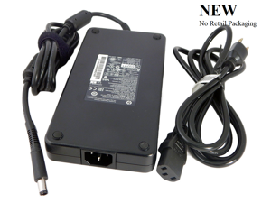 Original GENUINE 230W AC POWER ADAPTER for HP ELITEBOOK 8770W 8760W HP ZBOOK 17 PCNB