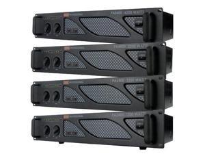 EMB Pro PA8400 Rack Mount Professional DJ Power Amplifier 4200W PA Band