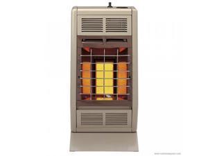 Empire Infrared Heater Natural Gas 10000 BTU, Thermostatic Control