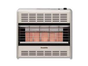 HearthRite Vent-Free Radiant Heater LP 25000 BTU, Manual Control
