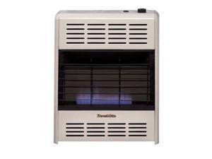 HearthRite Blue Flame Heater, Manual Control, 20,000 BTU, NG