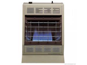 Empire Vent-Free Blue Flame Heater Natural Gas 20000 BTU, Thermostatic Control