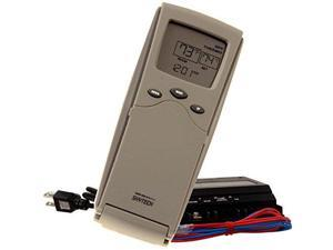 Skytech 9800330 SKY-3301PF Fireplace and Fan Remote Control with Programmable Thermostat