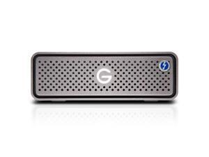 G-Technology 960GB G-DRIVE Pro SSD with Thunderbolt 3 External Desktop Storage (0G10275)