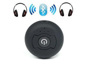 RIITOP Wireless Bluetooth 4.0 Audio Transmitter, Support Two Bluetooth Headphones Or Speakers Simultaneously for TV/MP3/MP4
