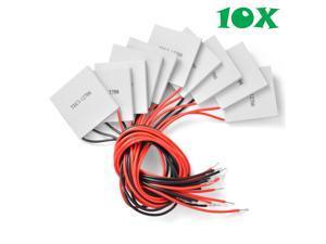 10 Pieces (10x) 12V 60W Thermoelectric Cooler TEC Peltier Plate Module TEC1-12706